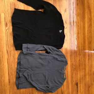 Gap Thermal Longsleeve Tees